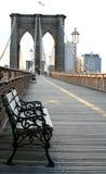 Aufwartung auf die Brücke. Lizenzfreies Stockfoto