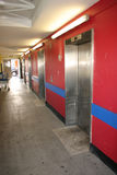 Aufzüge Stockfotografie