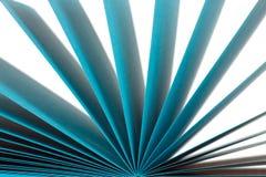 Aufzeichnungen des farbigen Papiers Lizenzfreies Stockbild