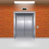 Aufzugstüren Stockfotos