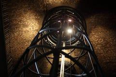 Aufzugswelle Stockbild