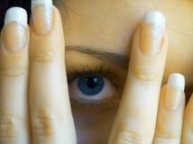 Auge Lizenzfreie Stockfotografie