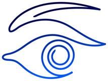 Auge stock abbildung