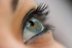 Auge Stockfotos
