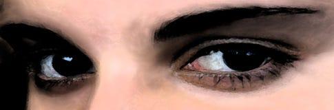 Auge Stockfotos