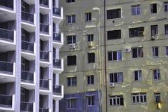 AUGE DE CONSTRUCCIÓN EN BATUMI Foto de archivo libre de regalías