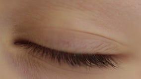Auge des Werwolfs stock abbildung