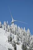 Auge des Wind tubine, Waldhuhn-Berg Lizenzfreie Stockfotos