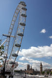 Auge LONDONS, VEREINIGTES KÖNIGREICH London Lizenzfreies Stockfoto