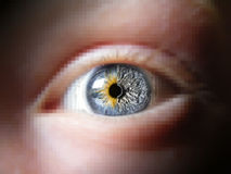 Auge von ilan Lizenzfreie Stockbilder