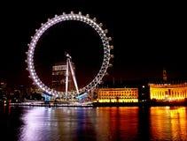 Auge von London. lizenzfreie stockbilder