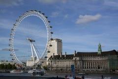 Auge von London Lizenzfreies Stockfoto