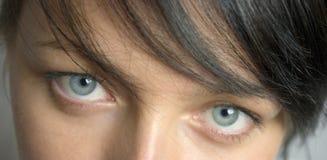 Augen stockfoto