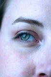 Augen lizenzfreie stockbilder