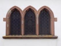 Augen der Kirche Stockbild