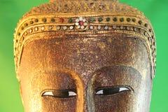 Augen des Buddhas Stockfotos
