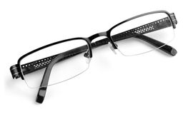Augen-Gläser Stockfotos