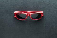 Augen-Gläser oder Schauspiele Stockbilder
