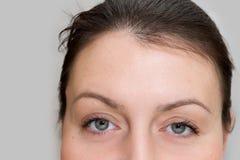 Augen Twinkle stockbilder