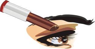 Augen. Verfassung vektor abbildung