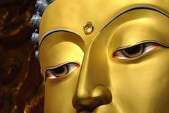 Augen von Buddha Lizenzfreie Stockfotos