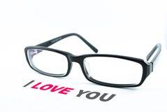 Augengläser Stockbild