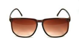 Augengläser getrennt auf Weiß Lizenzfreies Stockfoto