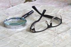 Augenglas Lizenzfreie Stockfotografie