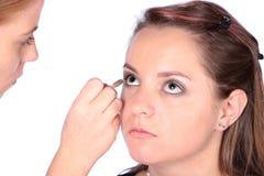 Augenzwischenlage Stockbilder
