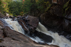 Auger Falls New York Royalty Free Stock Photo