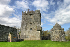 Aughnanure Castle in Co. Galway, Ireland. Stock Photography