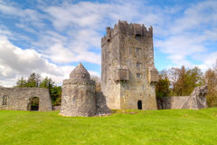 Aughnanure Castle in Ireland Royalty Free Stock Photos