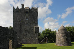 Aughnanure Castle Royalty Free Stock Images