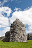 aughnanureireland torn Royaltyfria Foton