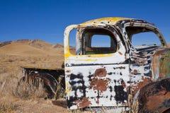 Augmenté rapidement le camion photos libres de droits