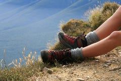 Augmentant en île du sud, le Nouvelle-Zélande Image stock