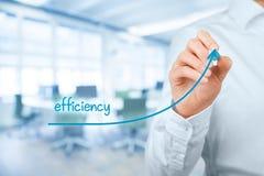 Augmentation d'efficacité Photo stock