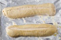 Augmentation de bâtons de la pâte de pain Photo libre de droits