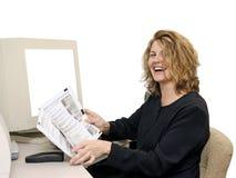 Augmentation de salaire Photo stock