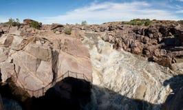 Augrabies fällt (Südafrika) Stockbilder