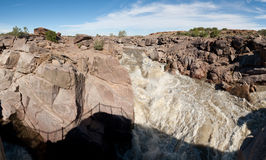 Augrabies Falls (South Africa) Stock Images