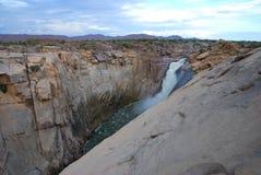 Augrabies valt Nationaal Park, Noordelijke Kaap, Zuid-Afrika Royalty-vrije Stock Afbeelding