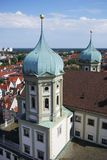 Augsburg Royalty Free Stock Photos
