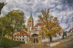 Augsburg Dome Royalty Free Stock Image