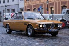 BMW 3.0 CS oldtimer car Stock Images