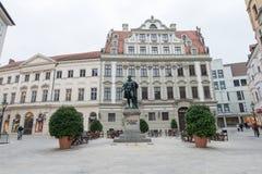Augsburg Jakob Fugger Arkivbild