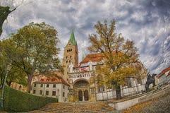 Augsburg kupol Royaltyfri Bild
