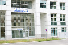 Augsburger Aktienbank Royalty Free Stock Photo