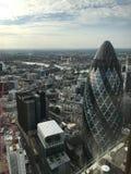 Augurkmening van Londen Royalty-vrije Stock Fotografie