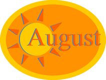 August Stockfotos
